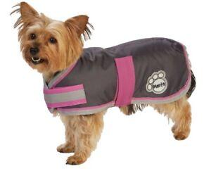 Masta Waterproof Dog coat Size 18 Inch