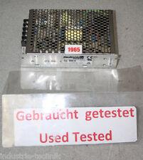 Netzgerät,Netzteil,Deutronic,Power-Supply,Typ ES60-24,100-240 VAC,24 VDC