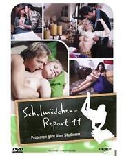 DVD *Schulmädchen-Report - Teil 11 - Probieren geht über Studieren* NEU & OVP