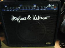 HUGHES&KETTNER ATTAX 80 VERY NICE AMP