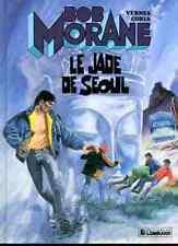 BOB MORANE BD Bédé LE JADE DE SEOUL EO Album Henri VERNES coria LOMBARD 1992