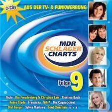 Deutsche CD-Sampler vom Andrea Berg's Musik