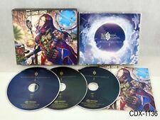 Fate Grand Order Original Soundtrack 1 OST FGO 3 CD Japanese Import US Seller