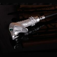 Metal Core Lucius Malfoy Magic Stick Harry Potter Magical Wand Cosplay Plastic