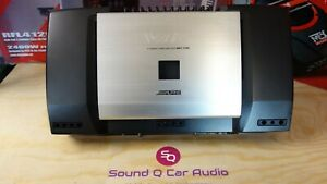 Alpine V12 MRV-F545 Old School Powerful 4-Channel SQ Amplifier