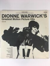 Dionne Warwick - Greatest Motion Picture Hits ( LP, Comp, Gat ) Sealed