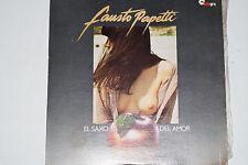 FAUSTO PAPETTI -El Saxo Del Amor- LP Darium / Integra Records (DU-16597)