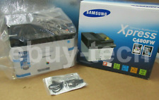 Samsung Xpress SL-C480FW All-in-One Wireles Color Laser Printer SS256H