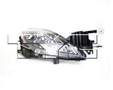 TYC Right Passenger Side Halogen Headlight for Mazda 6 2009-2010 Models