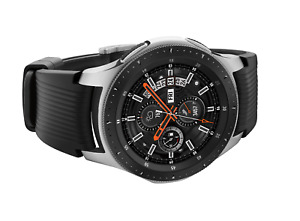 SAMSUNG Galaxy Watch - Bluetooth Smart Watch (46mm) - Silver - galaxy watch