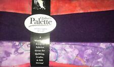Corduroy & Cotton 3 Fat Quarters - Quilt, Sew, Fabric - Quilters Palette #2
