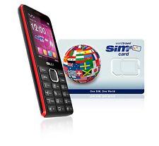 Global Cell Phone TANK & WorldTravelSIM card