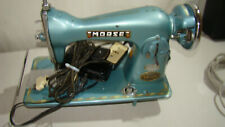 Vintage Morse 200 Deluxe Sewing Machine with Foot Pedal Tested
