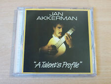 Jan Akkerman/A Talents Profile/1988 CD Album