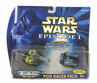 Star Wars Episode I Micro Machines Pod Racer Pack IV