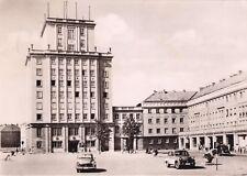 Wismar , Vorwendorf -Hochhaus , DDR , Ansichtskarte