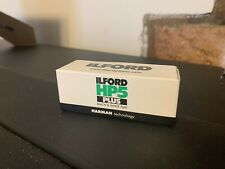 Ilford HP5 Plus Black and White 120 film ISO 400 Refrigerated