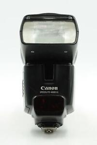Canon 430EX II Speedlite Shoe Mount Flash [Parts/Repair] #257