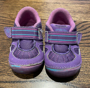 Stride rite baby girls shoes Size 5M
