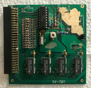 Memory Expansion 512KB Internal for Amiga 500/A500 + #18