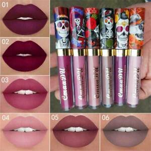 Women Waterproof Long Lasting Lip Liquid Pencil Matte Lipstick Makeup Lip Gloss/
