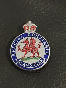 Obsolete Glamorgan Special Constable Badge