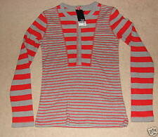 NEXT Cotton Long Sleeve Striped Jumpers & Cardigans for Women