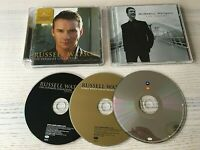 RUSSELL WATSON - THE VOICE & ULTIMATE COLLECTION - 2 CD ALBUM BUNDLE