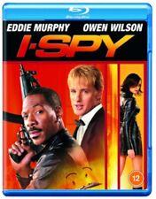 I Spy (eddie Murphy Owen Wilson Famke Janssen Malcolm Mcdowell) Reg B Blu-ray