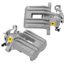 Rear Left + Right Brake Caliper Kit for 02-06 Audi TT VW 00-10 Beetle 00-06 Golf