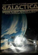 Battlestar Galactica, space flight activity book