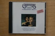 Carpenters  ‎– Their Greatest Hits    (Box C260)