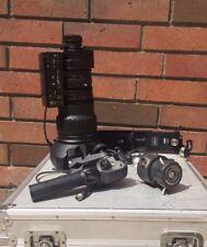 Fujinon HA42x9.7 BERD-U48  HD Broadcast Lens Excellent Condition