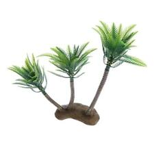 Model Coconut Palm Tree Model Train Park Tree for 1:100 HO Scale Scenery Toy