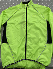 CYCLING JACKET HIGHLY VISIBLE HI VIZ  WINDPROOF WATERPROOF  BREATHABLE 3XL