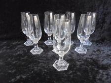 Classic Rose Rosenthal Maria 8 Sherrygläser Sherry Glas wie Sektglas aber klein