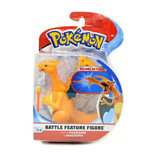 Pokemon Action Figure Boxed Tomy Toys Battle Feature Charizard Perfect Gifts