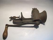 Antique Cast Iron Universal Food Chopper No.2  Brevette 1897 Pat. Belgium