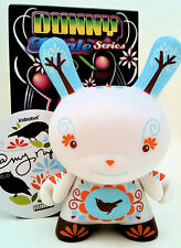"DUNNY 3"" FATALE SERIES AMY RUPPEL @MY 1/100 CHASE KIDROBOT 2010 VINYL TOY FIGURE"