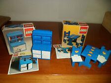 Lego 273-275 con scatola e istruzioni