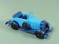 AUTOS: Oldtimer 6 - Mercedes 540 K hellblau/blau