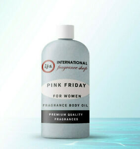 Pink Friday Fragrance Body Oil Type
