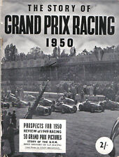 Story Of Grand Prix Racing 1950 + Review of 1949 Races + Story of the BRM