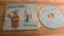 CD PUNK Guano convincerci-Open Your Eyes (3) canzone MCD Supersonic GUN SC