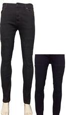 Unbranded Cotton Regular Skinny, Slim Jeans for Men