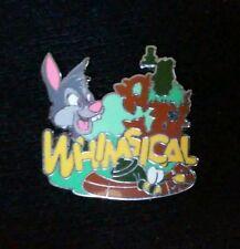 Disney Disneyland DCA DLR 2009 Hotel Series HM Whimsical Briar Rabbit Pin