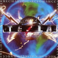 Tesla - Mechanical Resonance [New CD]