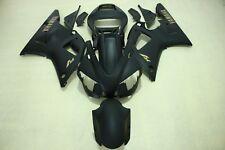 Aftermarket Bodywork fairings For Yamaha YZF R1 98-99 1998 1999 Matt black color