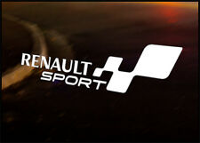 RENAULT SPORT JDM Decal vinyl sticker, Euro Clio 282 172 197 Track Funny