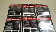 Lot of 6 Packs - Rawlings Eye Black Adhesive Stickers